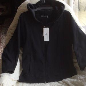 Stella McCartney Adidas Black Hoodie New With Tags
